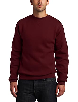 Russell Athletic Mens Big and Tall Dri-Power S//s Crew 2X Cardinal//Red