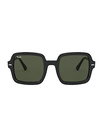 SODIAL New Eye Occhiali da Sole da Donna Occhiali da Vista da Uomo Occhiali da Sole A PERMA Femminile Occhiali da Sole da Donna Nero Bianco Grigio