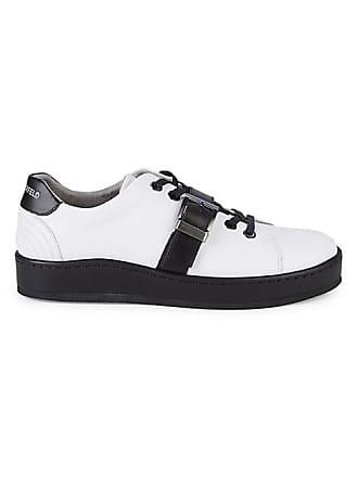 Karl Lagerfeld Classic Leather Platform Sneaker