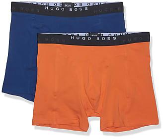BOSS Hugo Hombre Calzoncillos Boxer Ropa Interior 50325403 10146061 6er Paquete Negro, Blanco, Gris Mix Talla XL