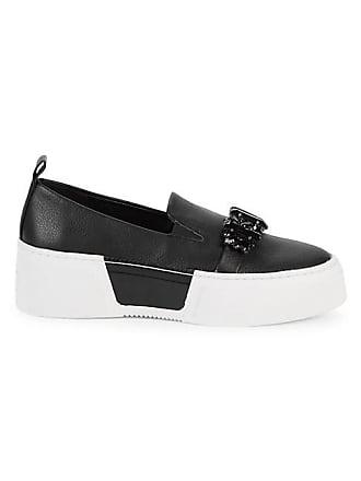 Karl Lagerfeld Lamirra Embellished Platform Sneakers
