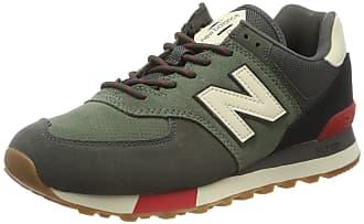new balance 574 men green