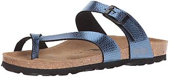 Bayton Men/'s Zephyr Sandal 11 US Blue Jean 44 Medium EU