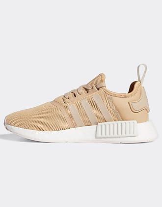 adidas Originals NMD sneakers in beige