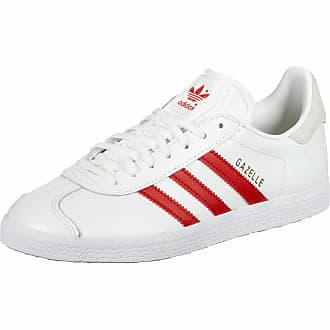 adidas Sneaker bassa Gazelle rosso / bianco