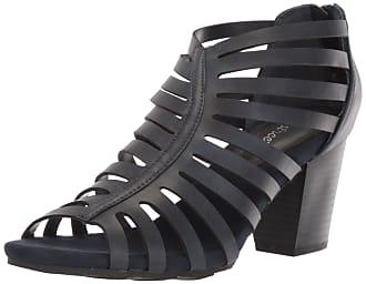 Easy Street Womens Dreamer Heeled Sandal
