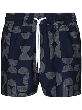 Frescobol Carioca Short de natação Sport - Azul