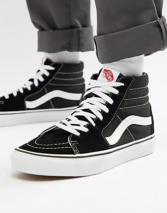 scarpe vans uomo pelle