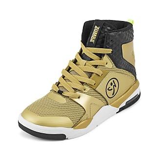 Chaussure de Danse Femme Zumba Fitness Zumba Active Street Boss Stilvolle Turnschuhe Workout Fitness Tanzschuhe Damen 35.5 EU Rouge