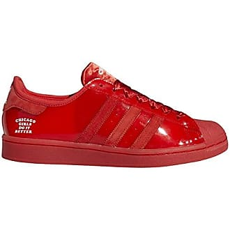 Baskets Basses adidas en Rouge pour Femmes | Stylight