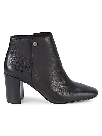 Karl Lagerfeld Ramma Leather Booties