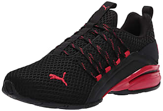 Puma: Red Shoes / Footwear now at USD