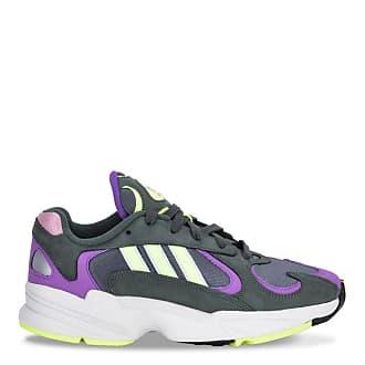 adidas Originals Black Yung 1 sneakers