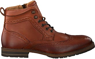 JITAI Britannique Hommes Bottes Automne Hiver Chaussures Mode Hommes Chukka /À Lacets Botte PU en Cuir M/âle Botas 2019