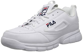 White Fila Sneakers / Trainer: Shop up