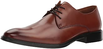 Kenneth Cole REACTION Mens Treyden Wingtip Lace Up Shoe