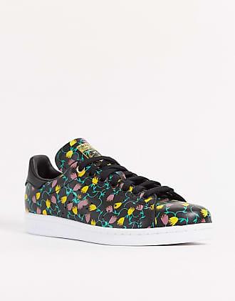 adidas Originals Bellista Stan Smith sneakers in black