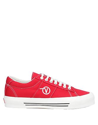 Vans : Chaussures en Rouge jusqu'à −50%   Stylight