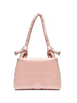 Kassl Editions Pink Lady padded satin shoulder bag - Rosa