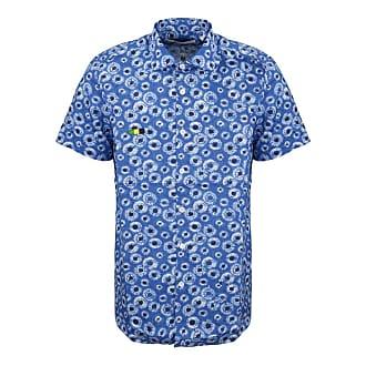 farah skjorte lyseblå