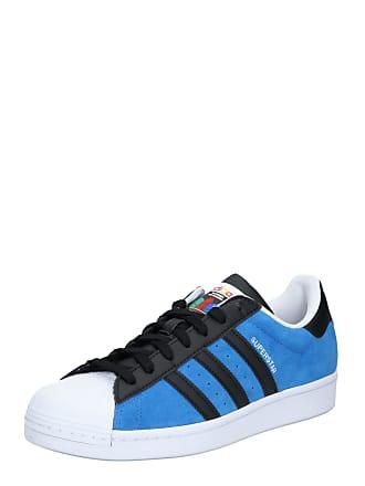 adidas homme chaussures superstar bleu