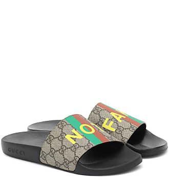 Gucci Fake/Not GG slides
