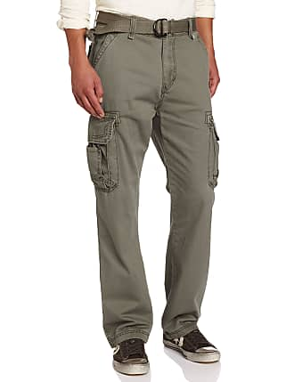 UNIONBAY Mens Survivor Iv Relaxed Fit Cargo Pant-Reg and Big and Tall Sizes