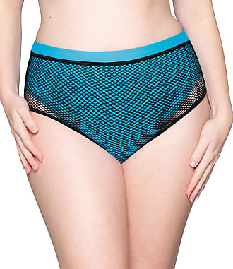Curvy Kate Womens Poolside Bikini Brief Bottoms