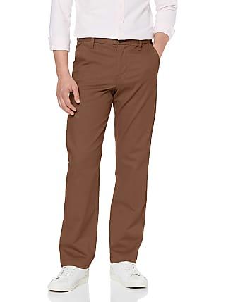 MERAKI Cotton Slim Fit Chino Trousers Hombre