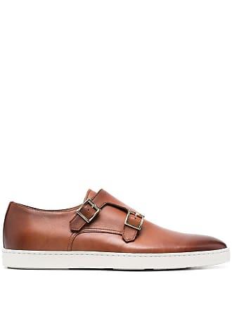 Santoni Monkstrap Shoes − Sale: up to