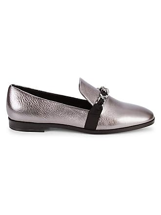 Karl Lagerfeld Luella Leather Loafers