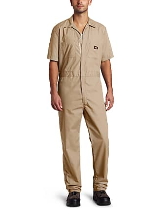 Black 2PS Dickies Womens Plus Size Long Sleeve Coverall