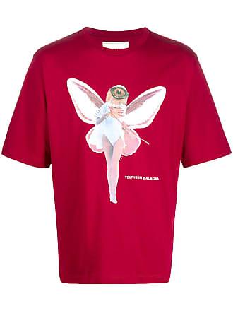 Youths in Balaclava Camiseta de algodão com estampa Fairy - Vermelho