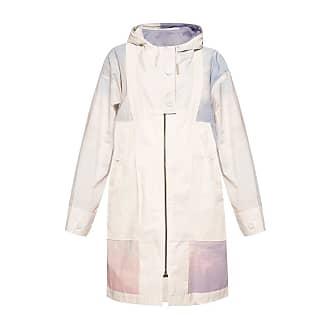 BROWN Hooded jacket  Yves Salomon  Regnjakker - Dameklær er billig