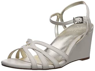 Silver Details about  /Naturalizer Women/'s Zenia2 Wedge Sandal  10.5