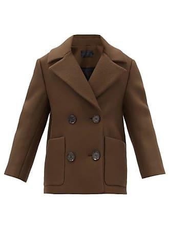 Pea Coats 10 Brands Up To 70, Mens Chocolate Brown Pea Coat