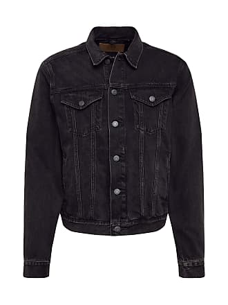 Svart Jeansjackor: Köp upp till −55%   Stylight
